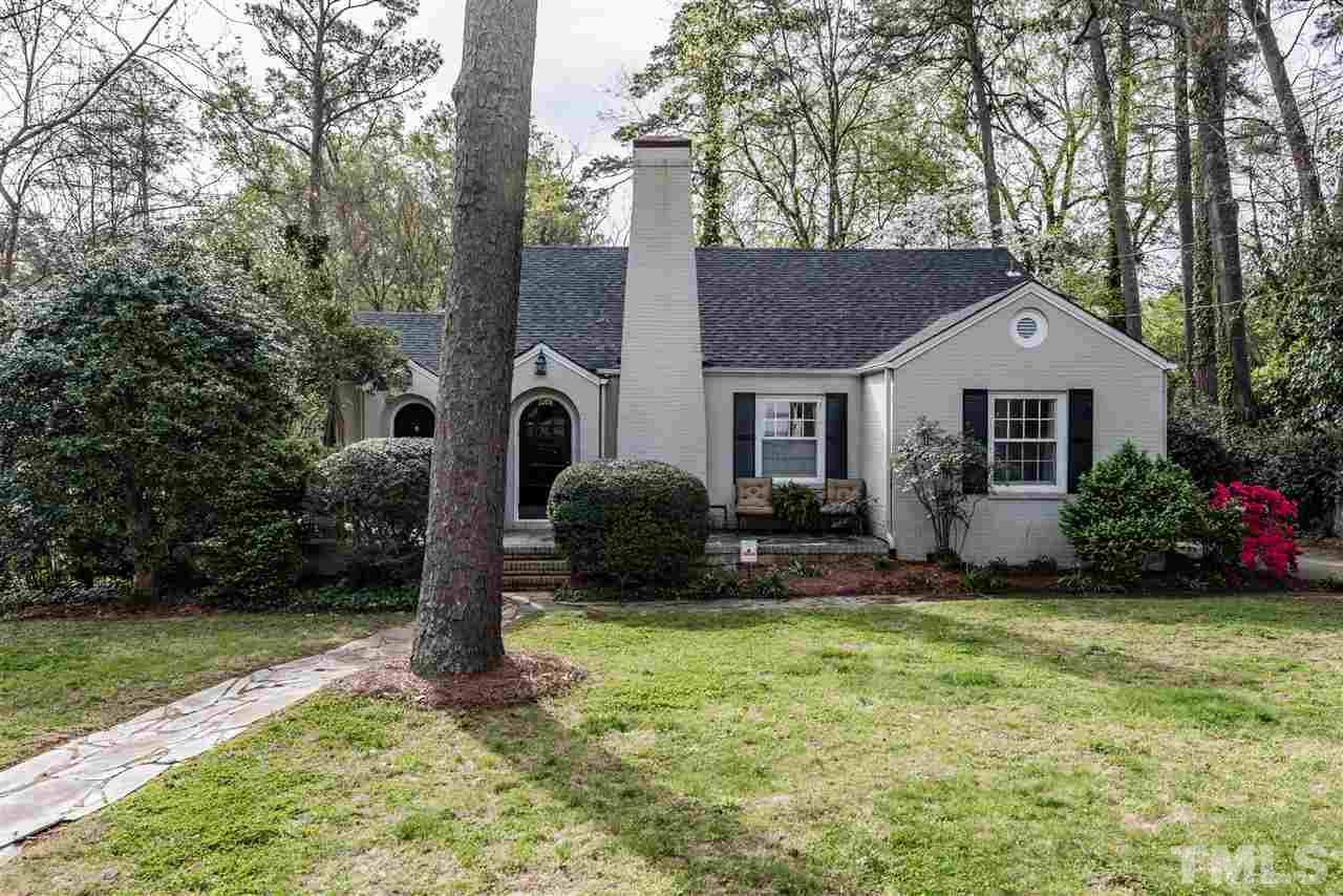 2708 KITTRELL DRIVE, RALEIGH, NC 27608  Photo