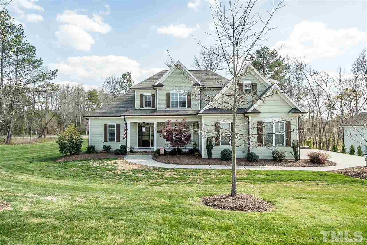 Property for sale at 6403 Cabin Branch Drive, Durham,  NC 27712