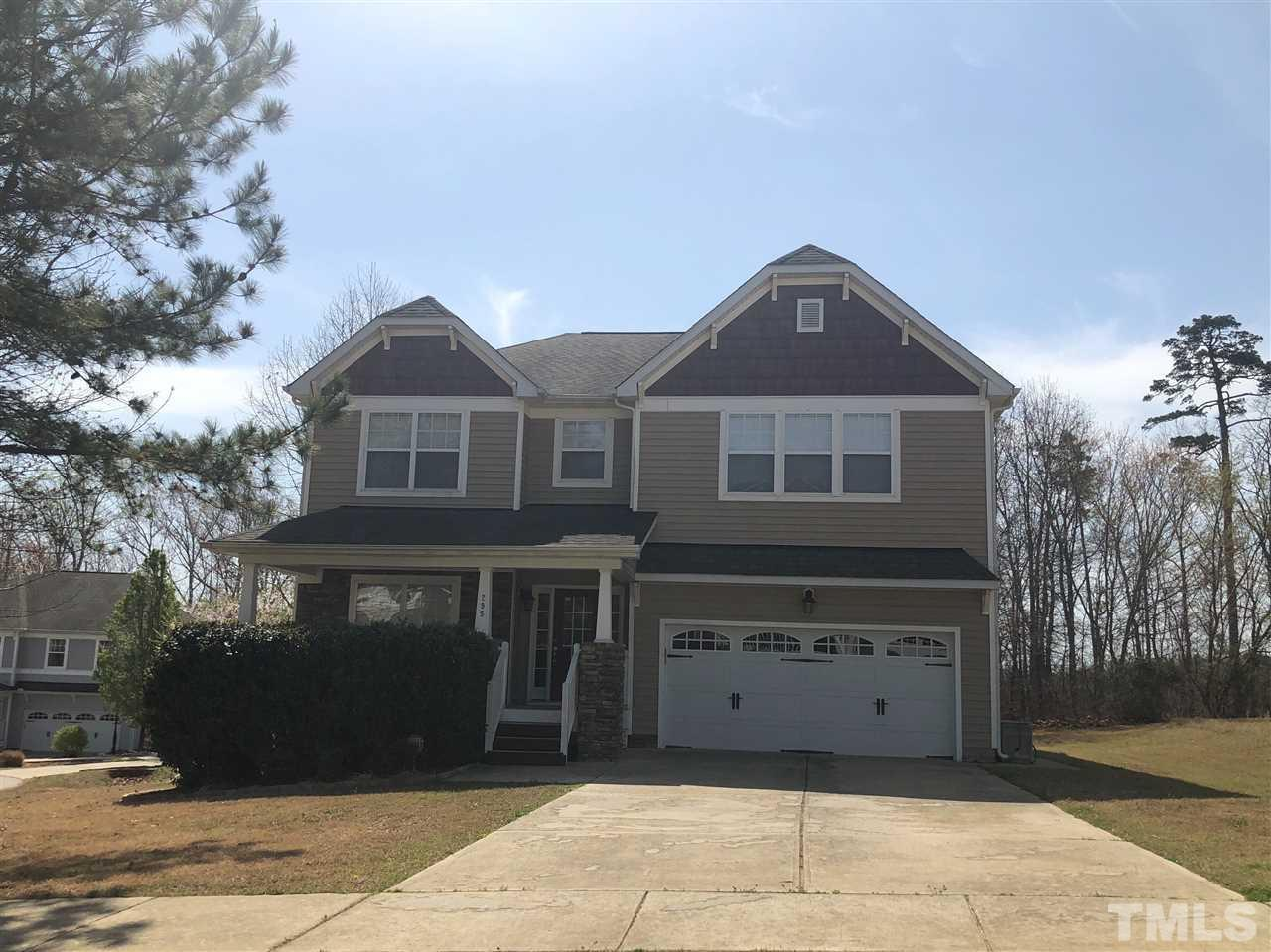Property for sale at 295 Clubhouse Drive, Youngsville,  NC 27596