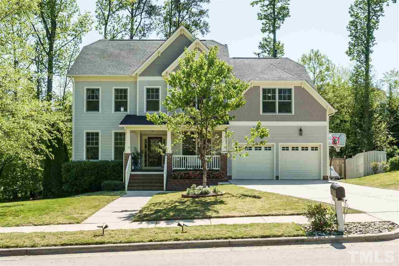 424 Waverly Hills Drive Cary - 1