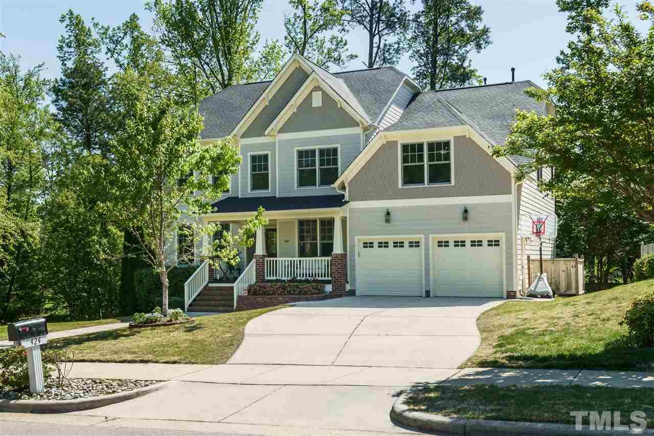 424 Waverly Hills Drive Cary - 25