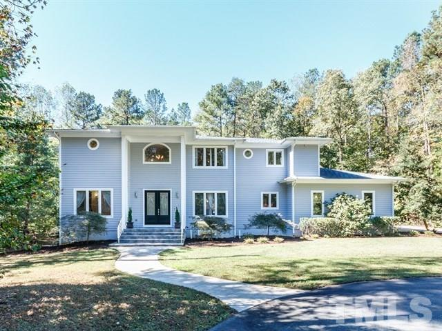 8607 Yorkshire Lane Chapel Hill - 1