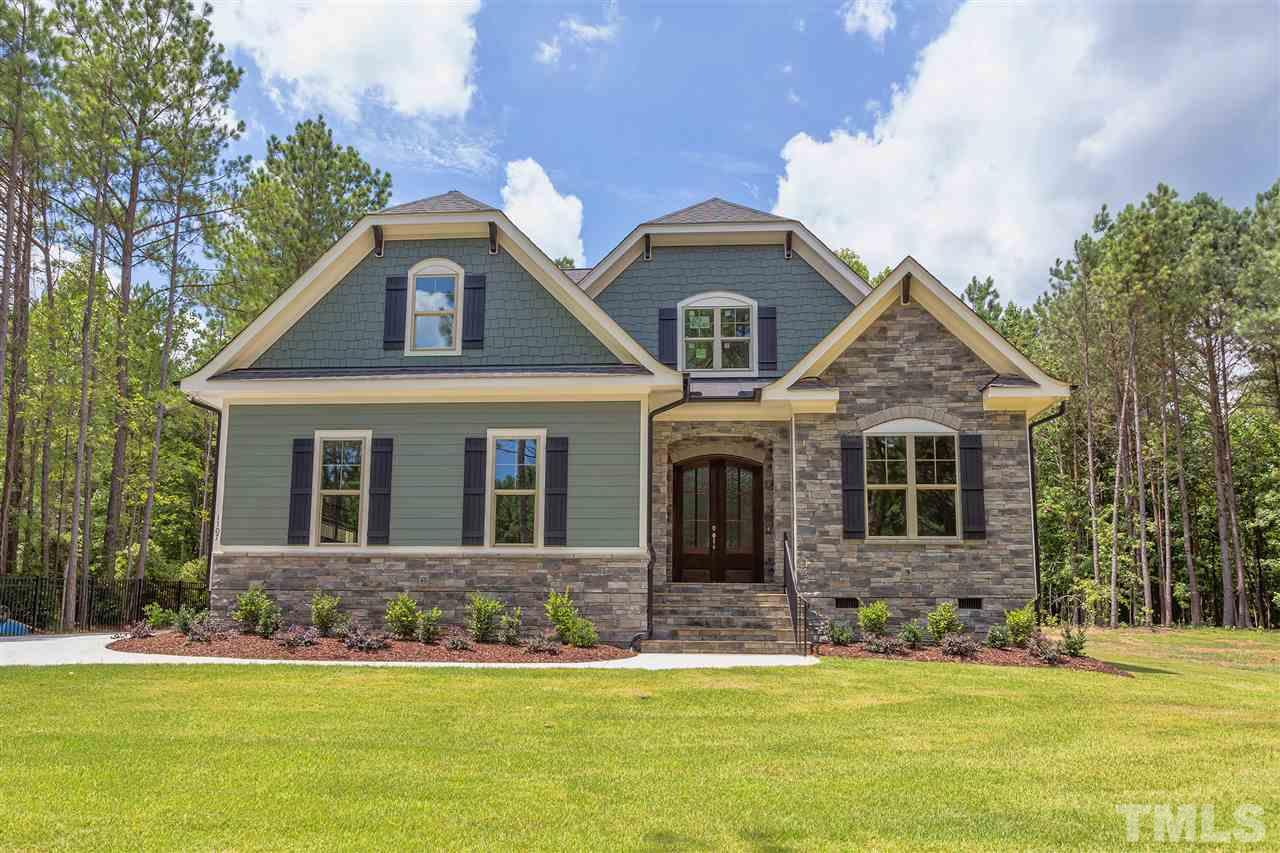 Property for sale at 1107 Evensong Court, Youngsville,  NC 27596