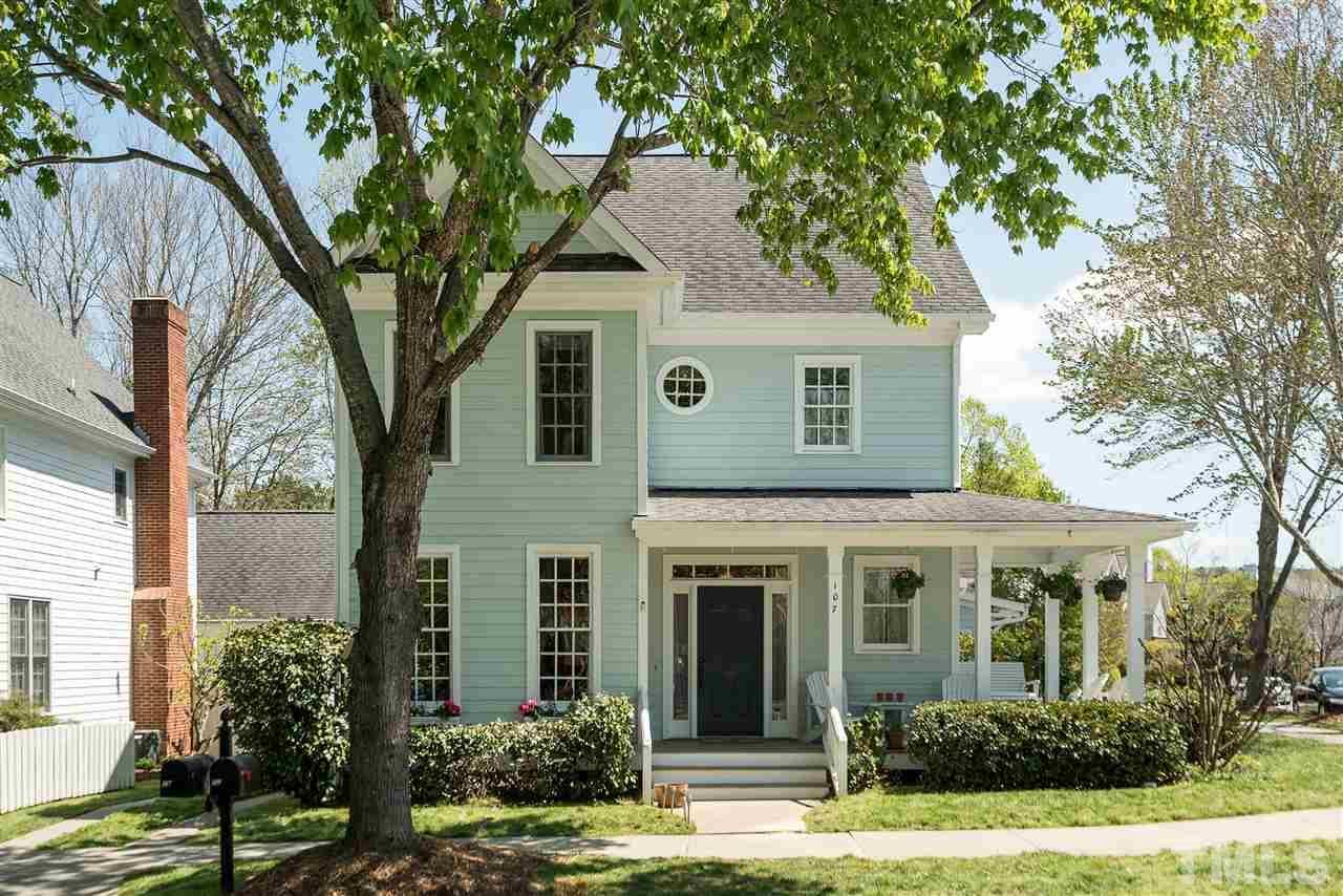 107 Greenview Drive, Chapel Hill, NC