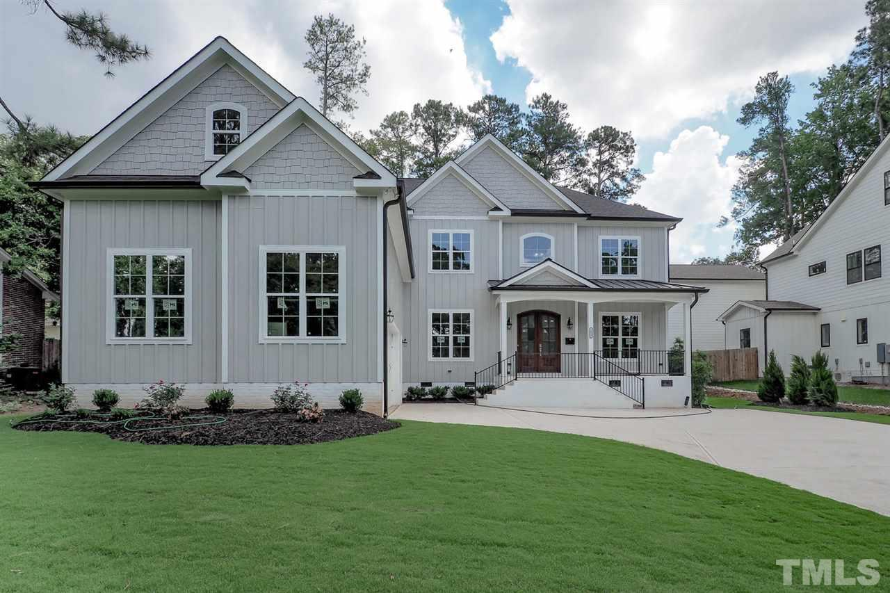 2422 MEDWAY DRIVE, RALEIGH, NC 27608