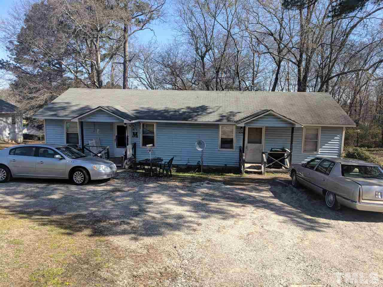 Property for sale at 420-422 Ridley Street, Louisburg,  NC 27549