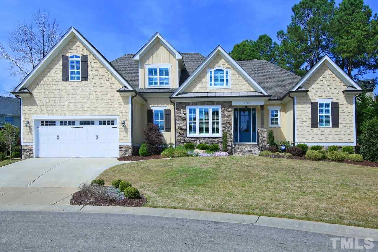 Property for sale at 3905 Sanford Creek Avenue, Wake Forest,  NC 27587