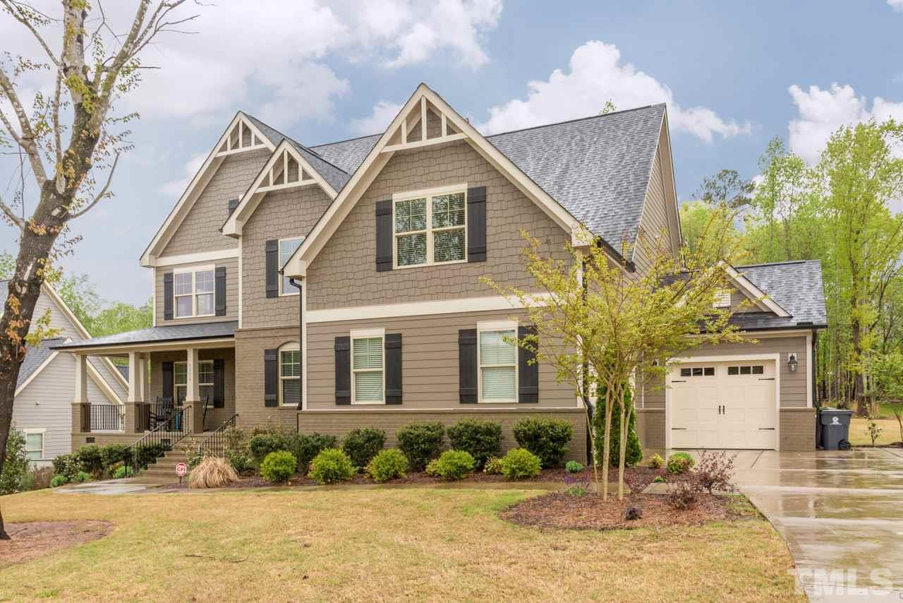 Property for sale at 1116 Harrison Ridge Road, Wake Forest,  NC 27587