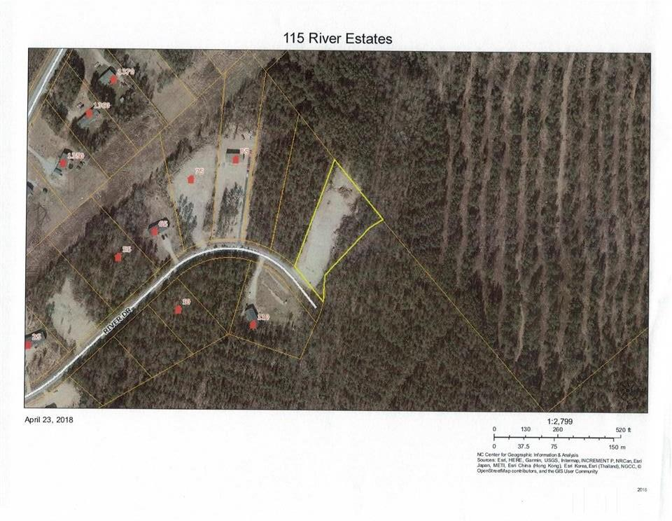 Property for sale at 115 River Drive, Louisburg,  NC 27549