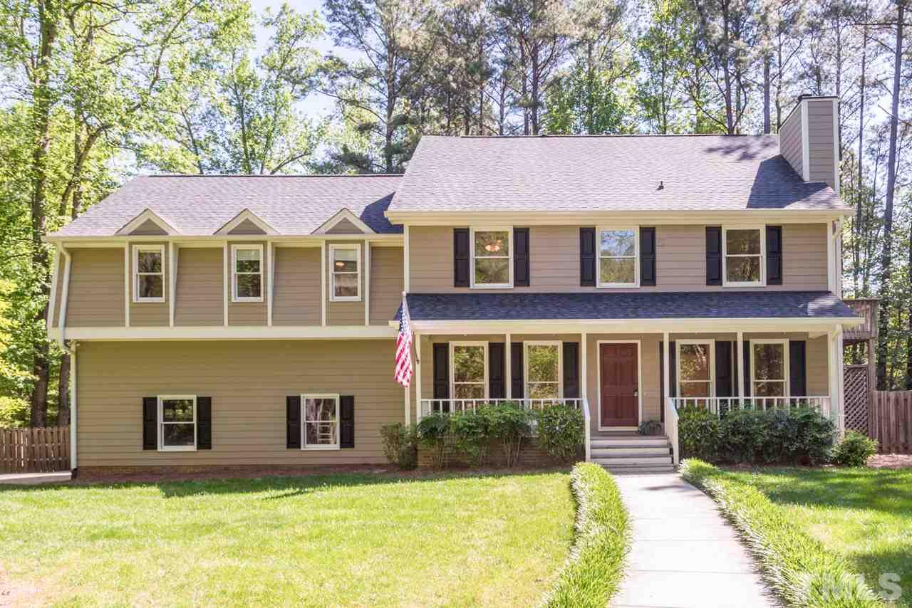 Property for sale at 1124 Wake Robin Lane, Cary,  NC 27511