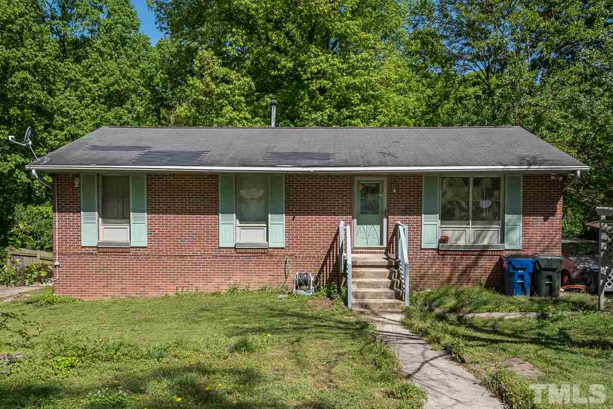 Photo of home for sale at 3225 Julian Drive, Raleigh NC