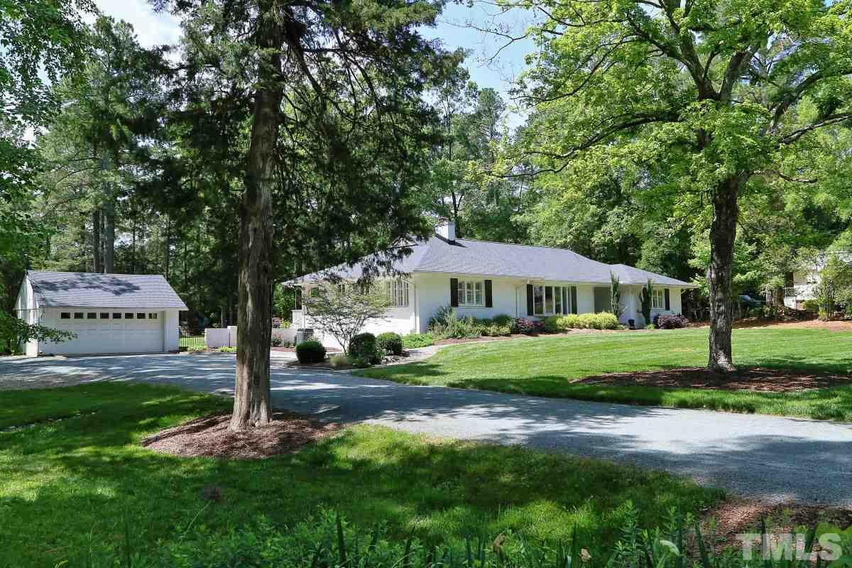 906 Arrowhead Road, Chapel Hill, NC
