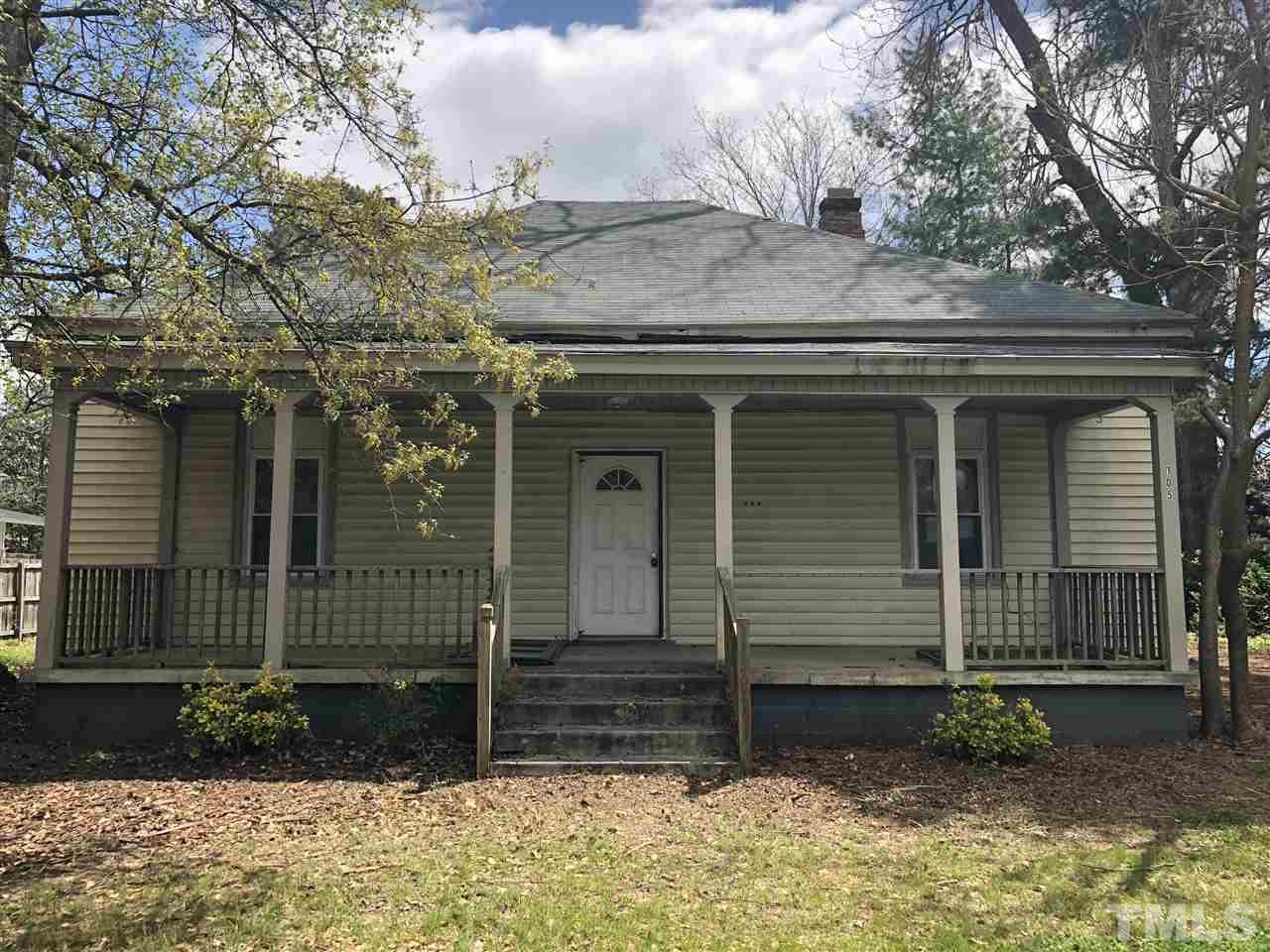 Property for sale at 105 S White Street, Whitakers,  NC 27891