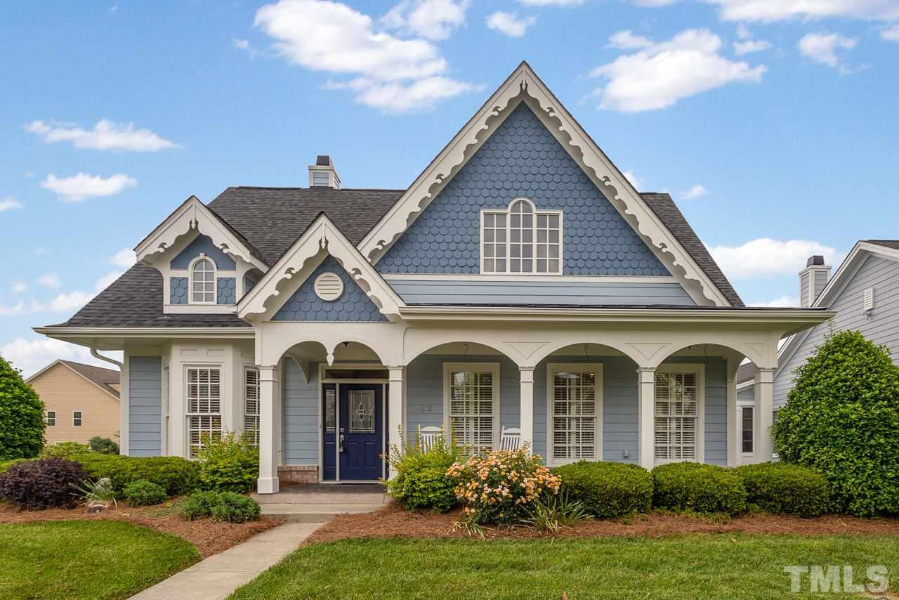 Property for sale at 1612 Hemby Ridge Lane, Morrisville,  NC 27560