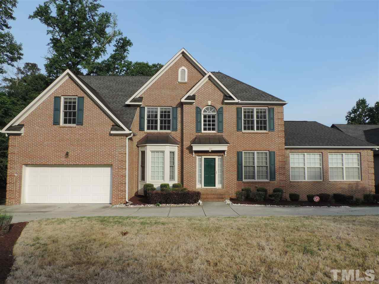 Property for sale at 307 Barrington Overlook Drive, Durham,  NC 27703