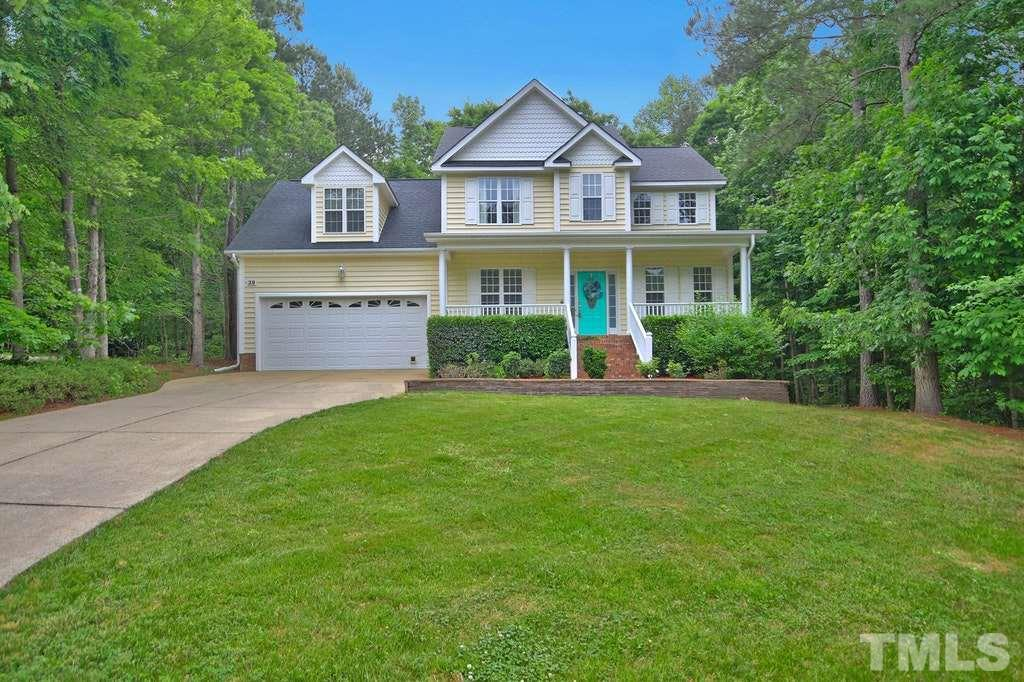 39 FIG BERRY STREET, CLAYTON, NC 27527
