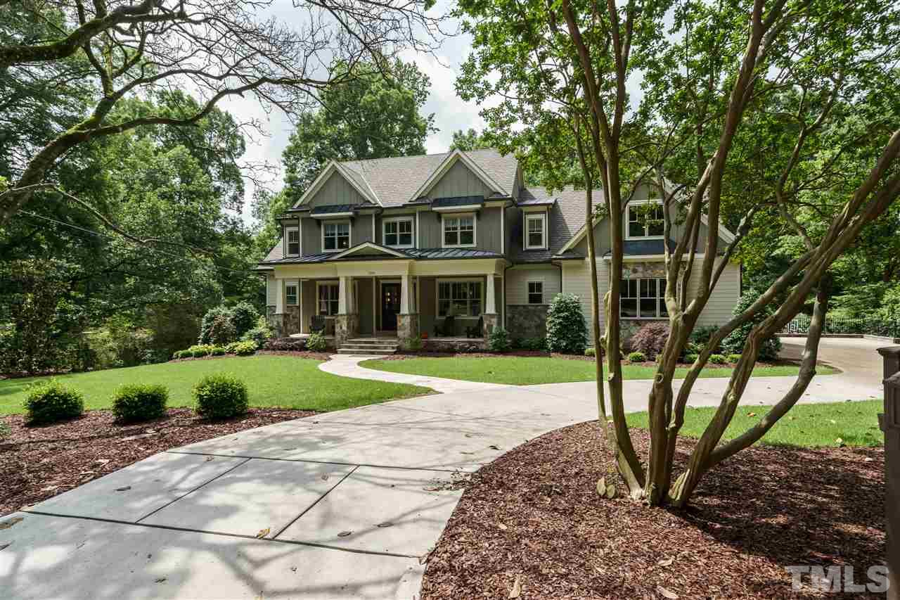 3201 CHURCHILL ROAD, RALEIGH, NC 27607