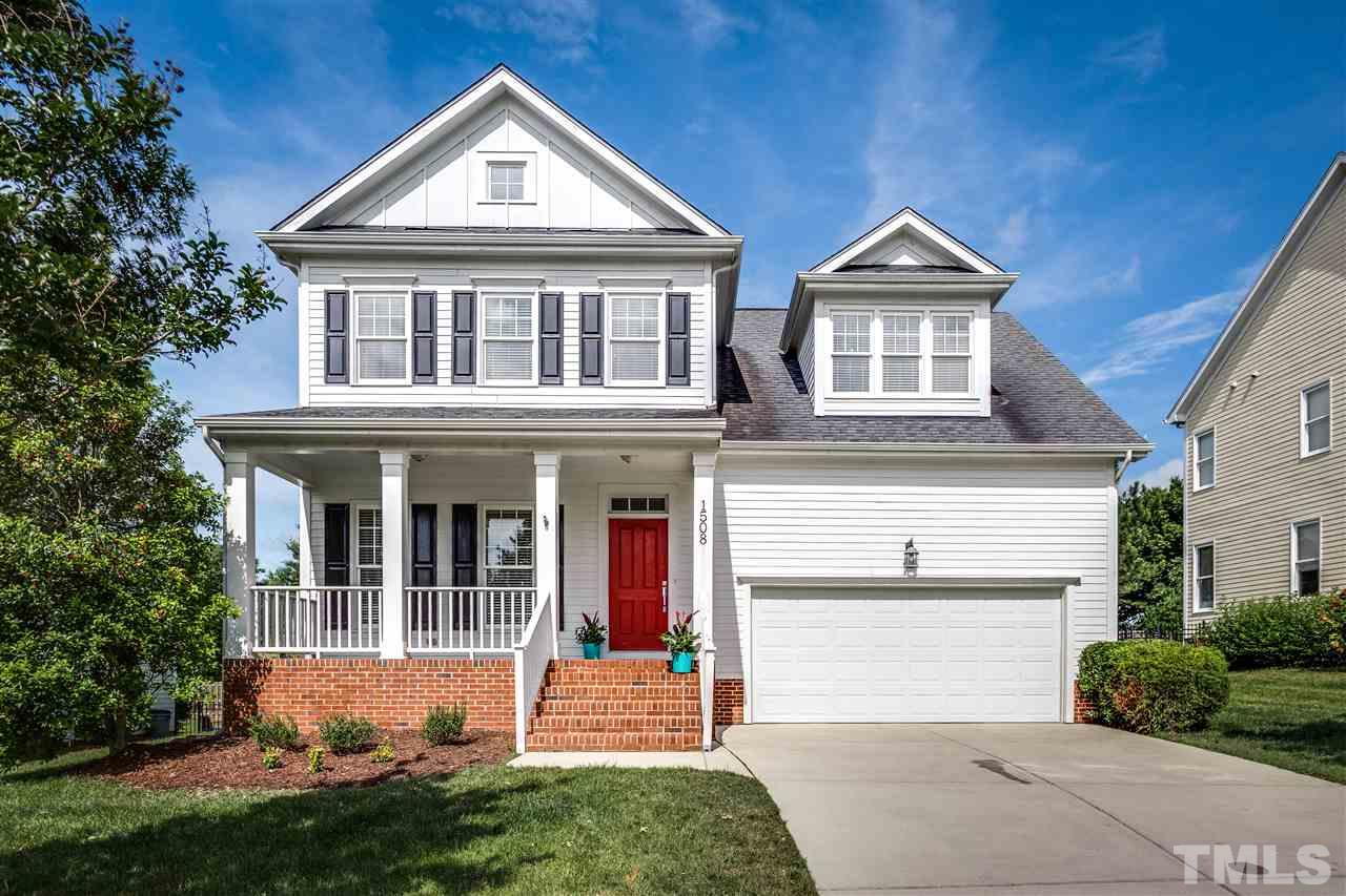 Property for sale at 1508 Heritage Garden Street, Wake Forest,  NC 27587