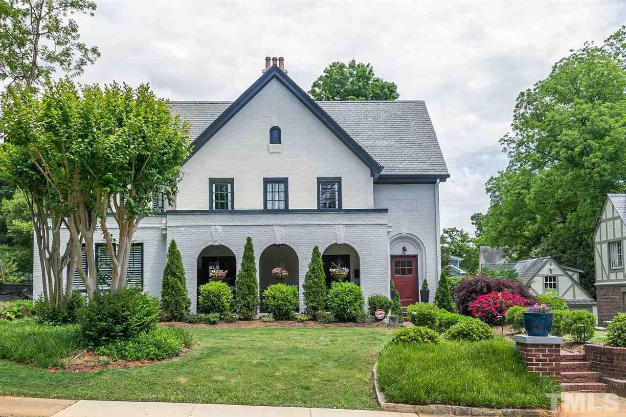 Property for sale at 1512 Carr Street, Raleigh,  NC 27608