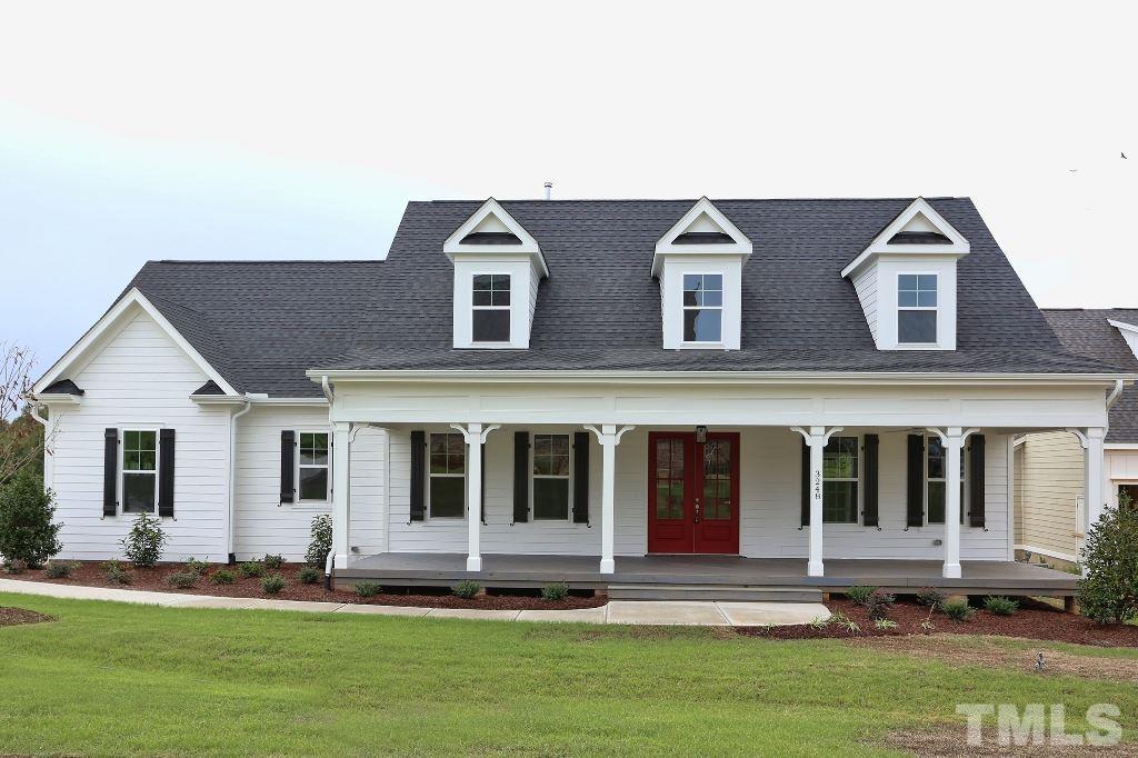 3248 Donlin Drive, Jackson Manor, Wake Forest NC (Homesite 45) - $475,000