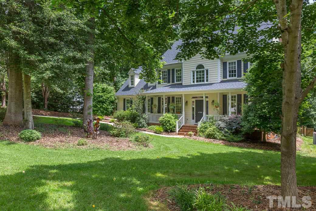 Property for sale at 4700 Salem Ridge Road, Holly Springs,  NC 27540