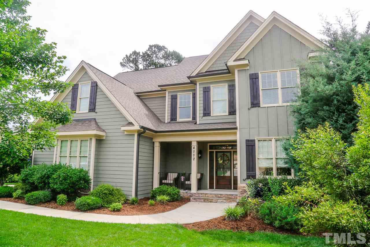 Property for sale at 4112 Forgotten Pond Avenue, Wake Forest,  NC 27587