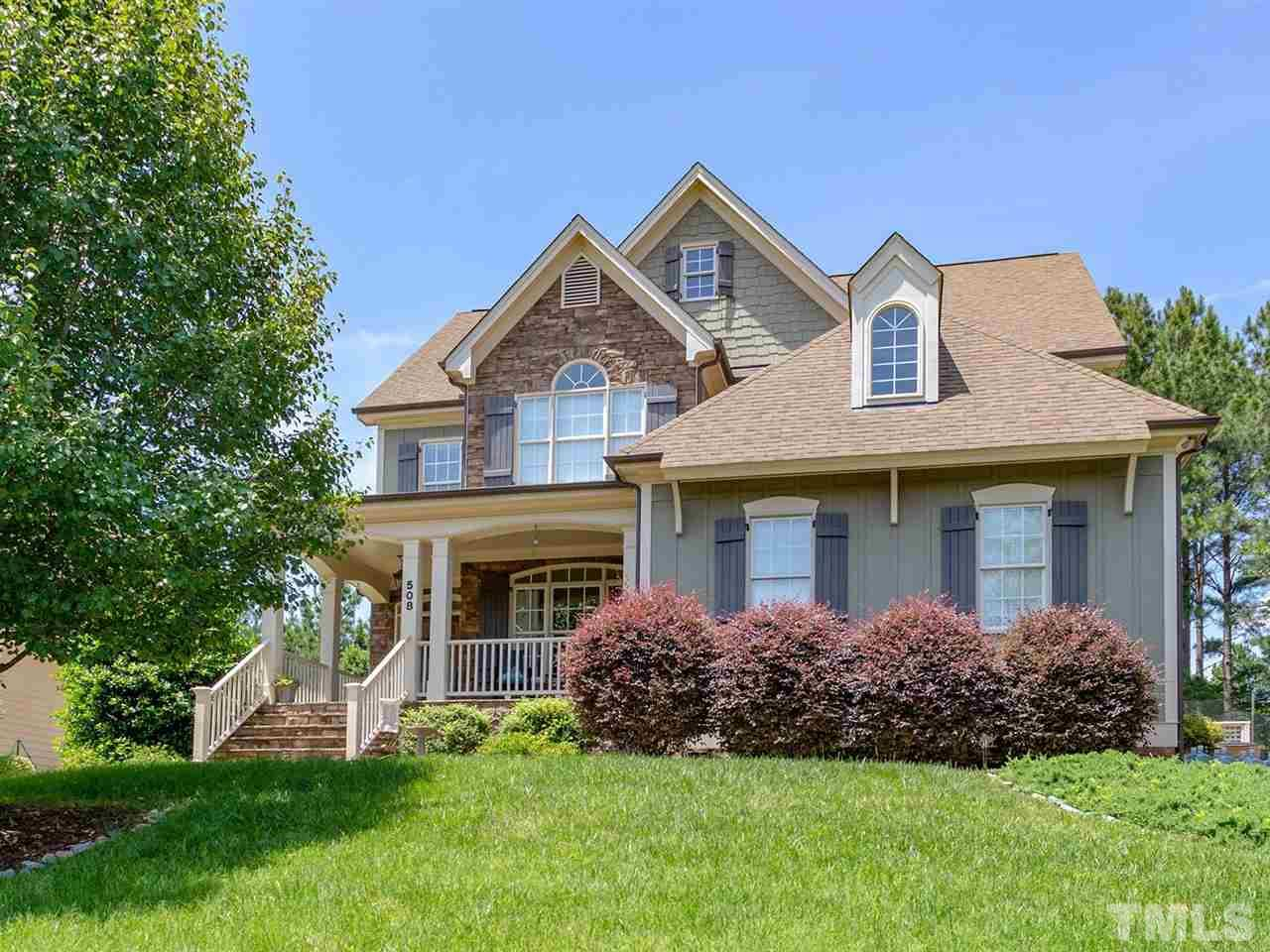 Property for sale at 508 Hallburg Court, Wake Forest,  NC 27587