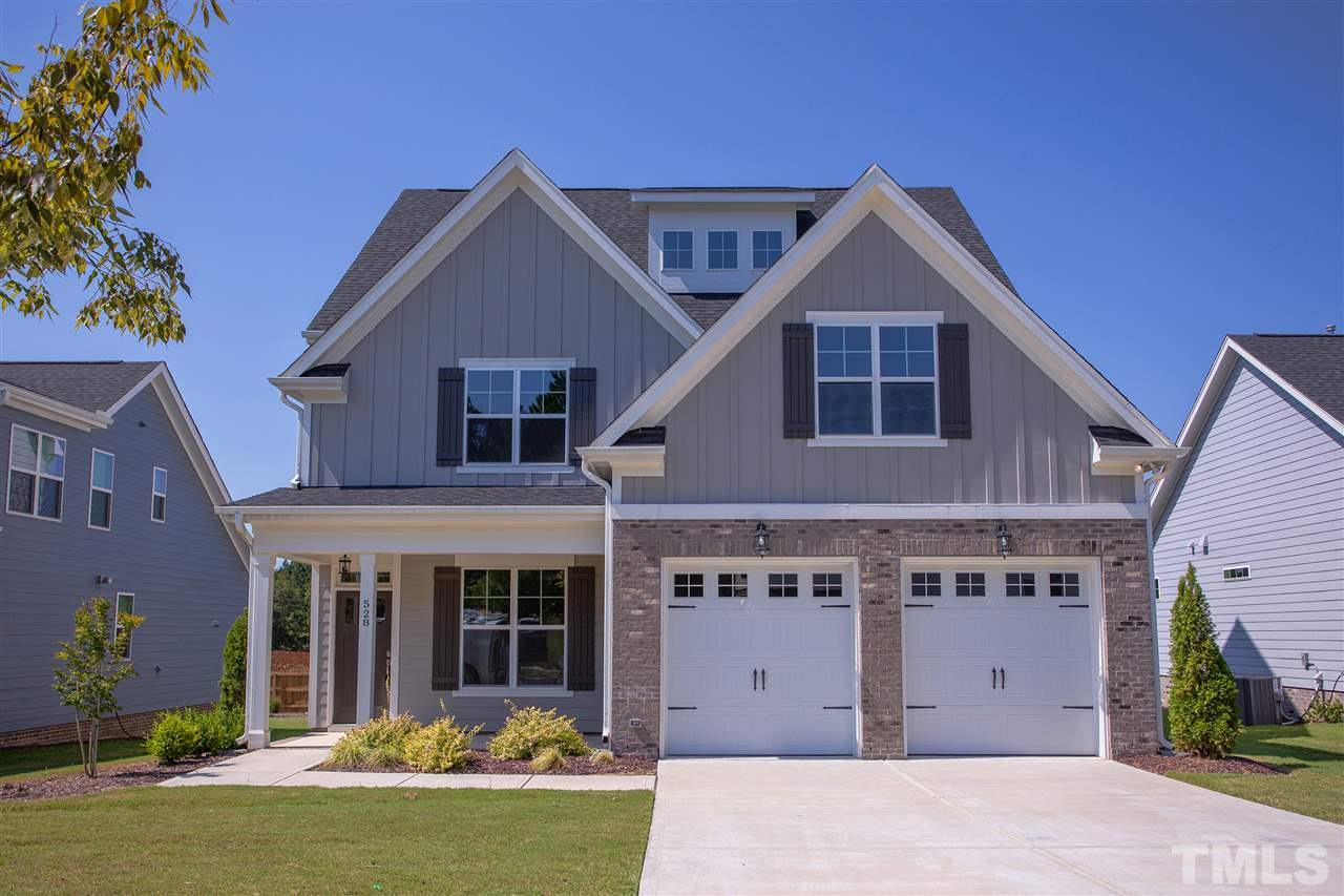 528 Barrington Hall Drive, Barrington, Rolesville NC (Homesite 5) - $384,500