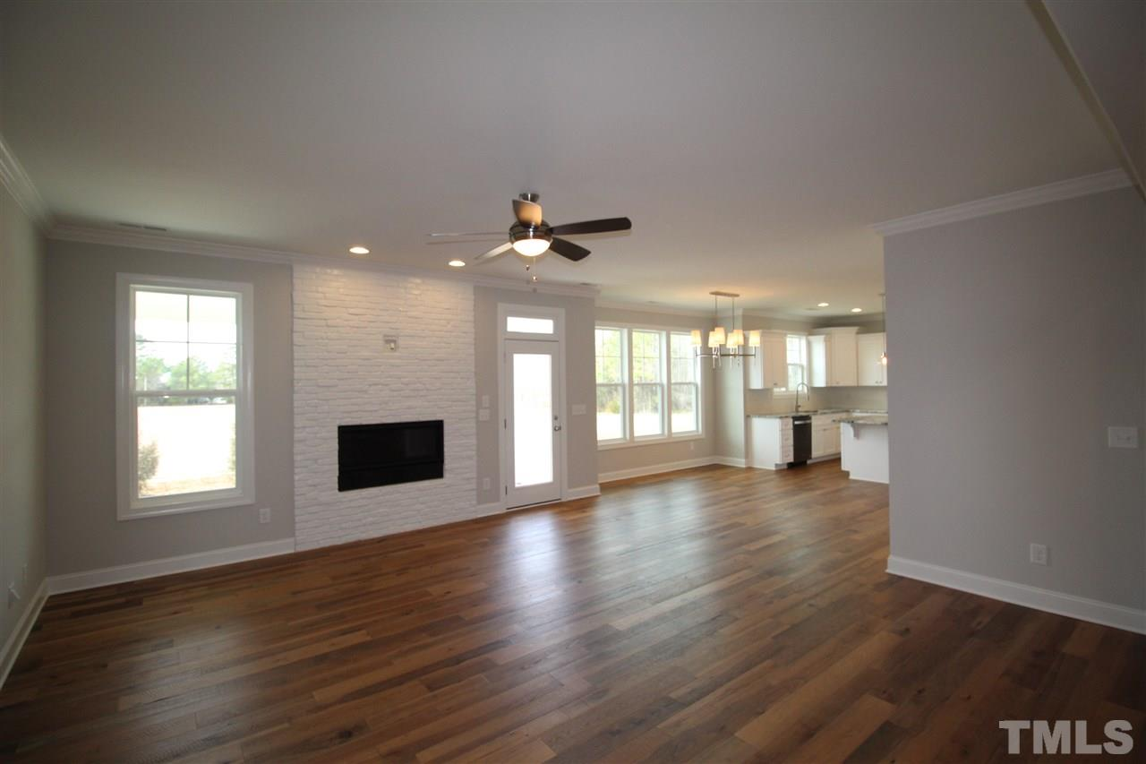 New homes for sale in Barrington Rolesville NC - 524 Barrington Hall ...