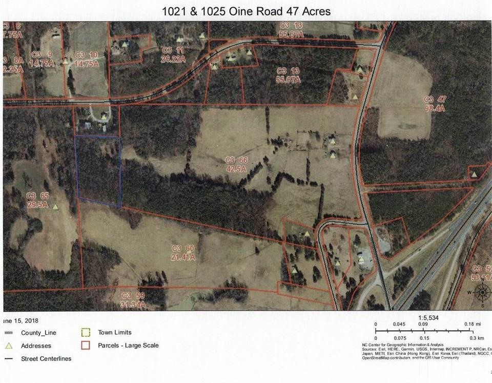 Property for sale at 1025 Oine Road, Norlina,  NC 27563