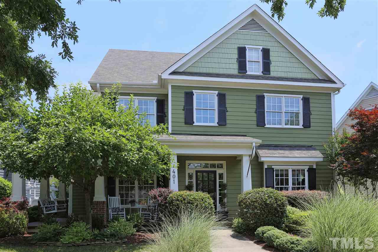 401 Highgrove Drive, Chapel Hill, NC
