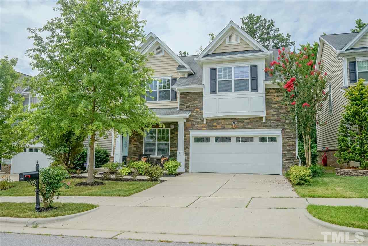 1741 Laurel Park Place Cary - 1