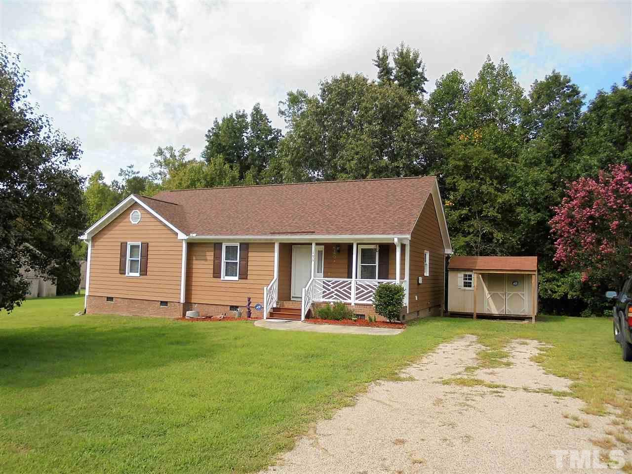 Property for sale at 106 North Valley Drive, Louisburg,  NC 27549