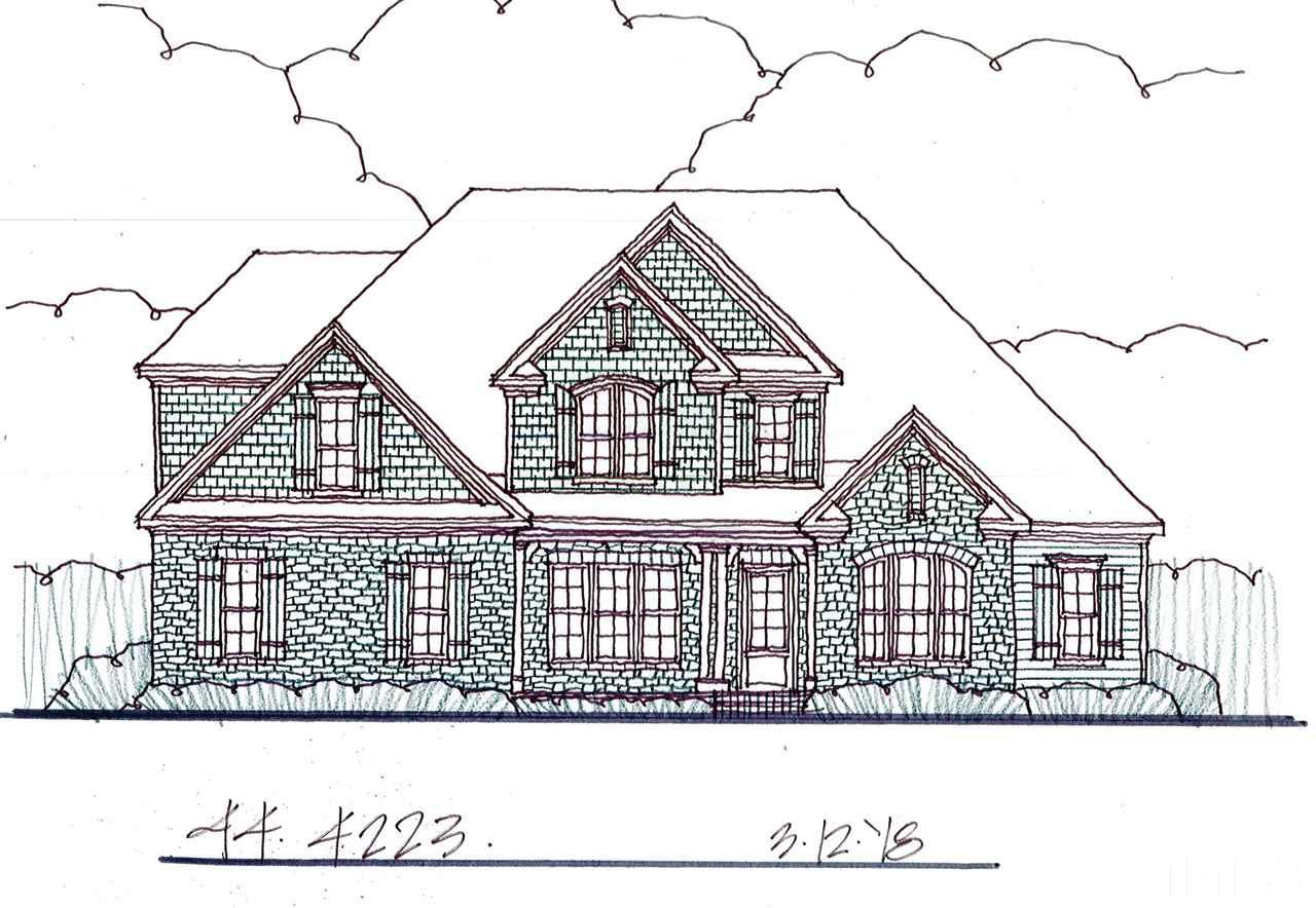 4223 Henderson Place, Pittsboro, NC