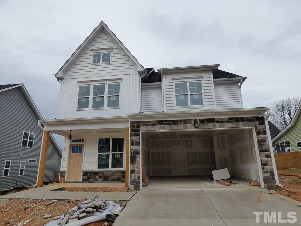 348 Joyner Bluff Drive, The Bluffs at Joyner Park, Wake Forest NC (Homesite 13) - $315,094