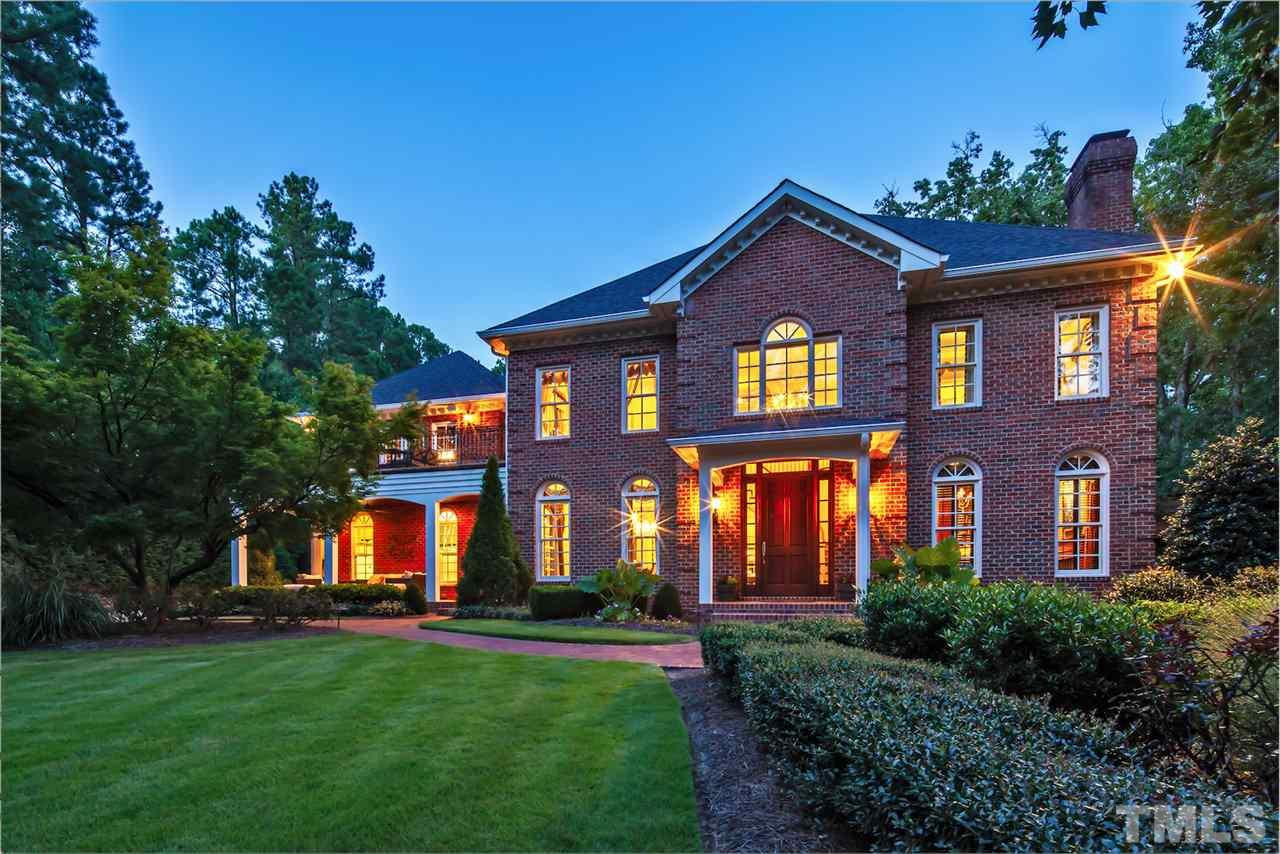 The Oaks Chapel Hill Nc Homes 113 Waterford Place