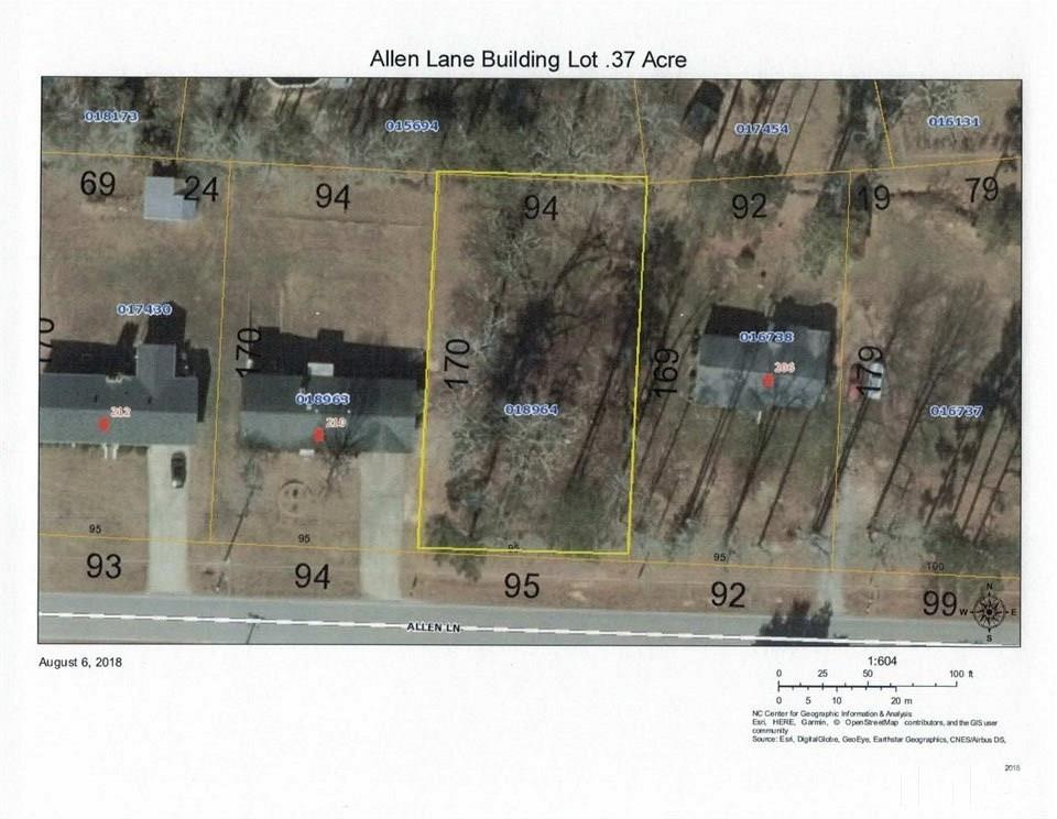Property for sale at 0 Allen Lane, Louisburg,  NC 27549