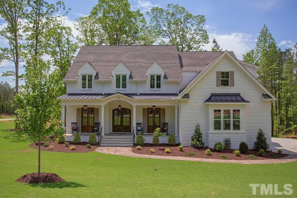 1509 Rock Dove Way, Falls Reserve, Raleigh NC (Homesite 64) - $829,900