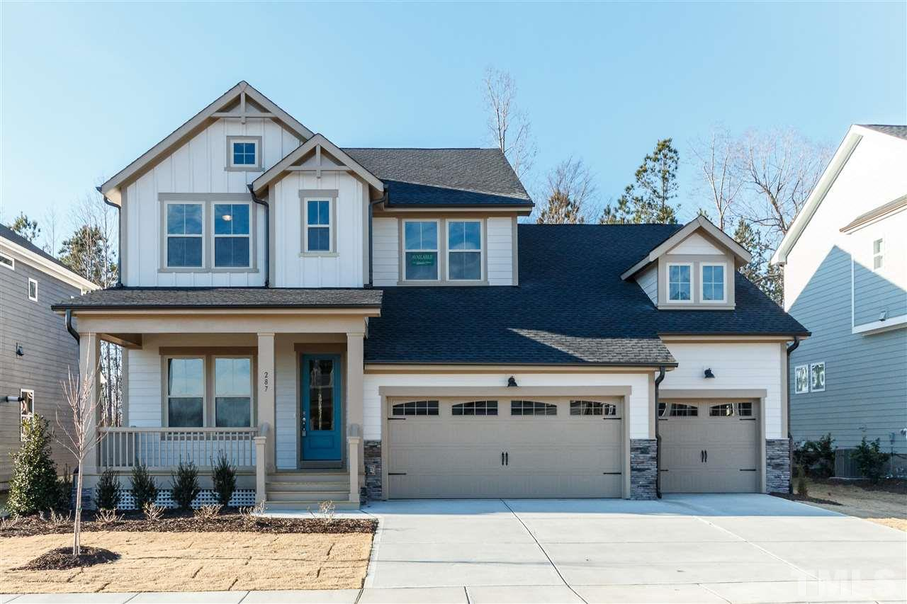 287 Whispering Wind Drive, Chapel Hill, NC