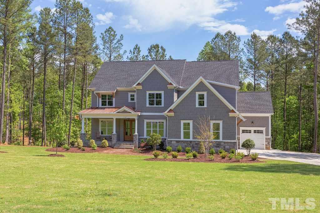 7516 Dover Hills Drive, Camberly, Wake Forest NC (Homesite 52) - $879,900