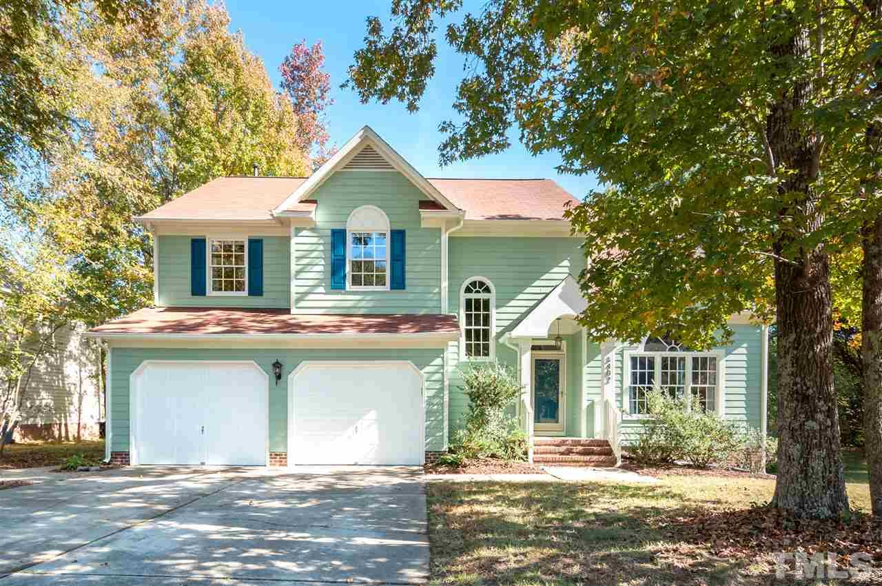 3402 Shady Creek Drive, Durham, NC