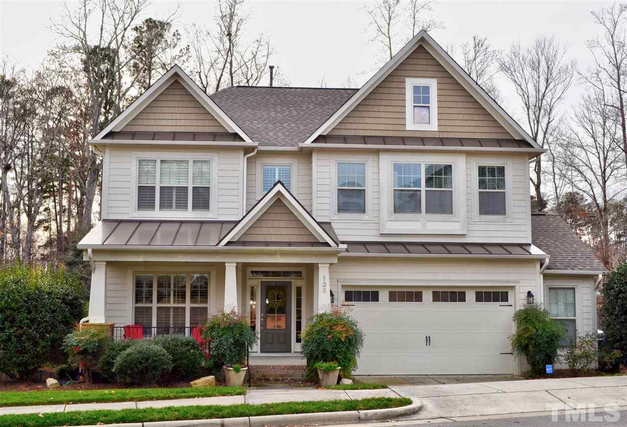 135 Hill Creek Boulevard, Chapel Hill, NC