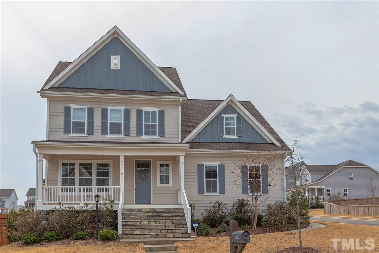 319 Old Piedmont Circle, Chapel Hill, NC