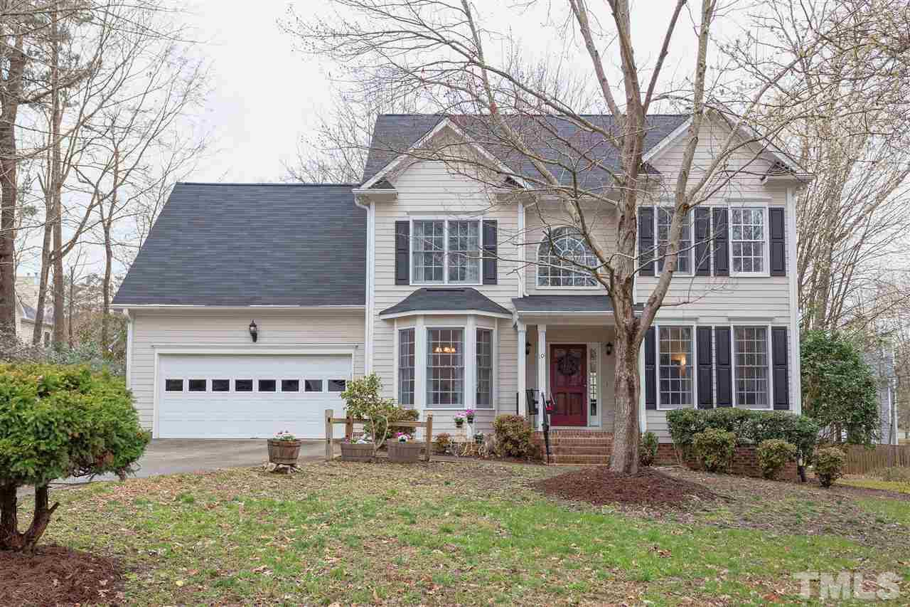 Springcrest Chapel Hill, NC home for sale