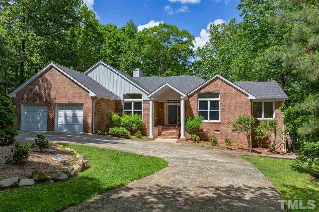 Oak Crest Chapel Hill, NC home for sale