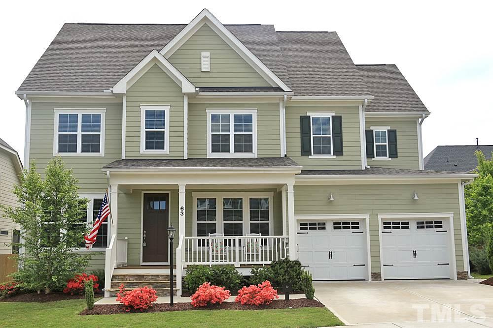 63 Rock Ledge Drive, Chapel Hill, NC