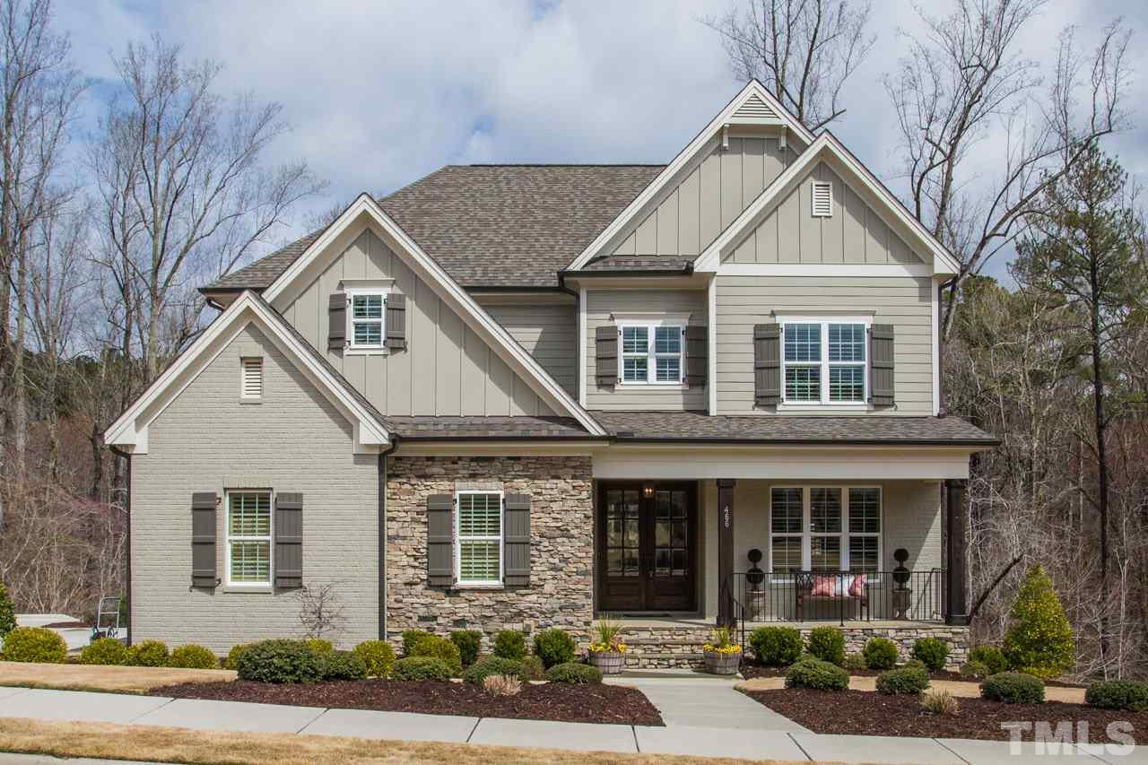 466 Bennett Mountain Trace, Chapel Hill, NC