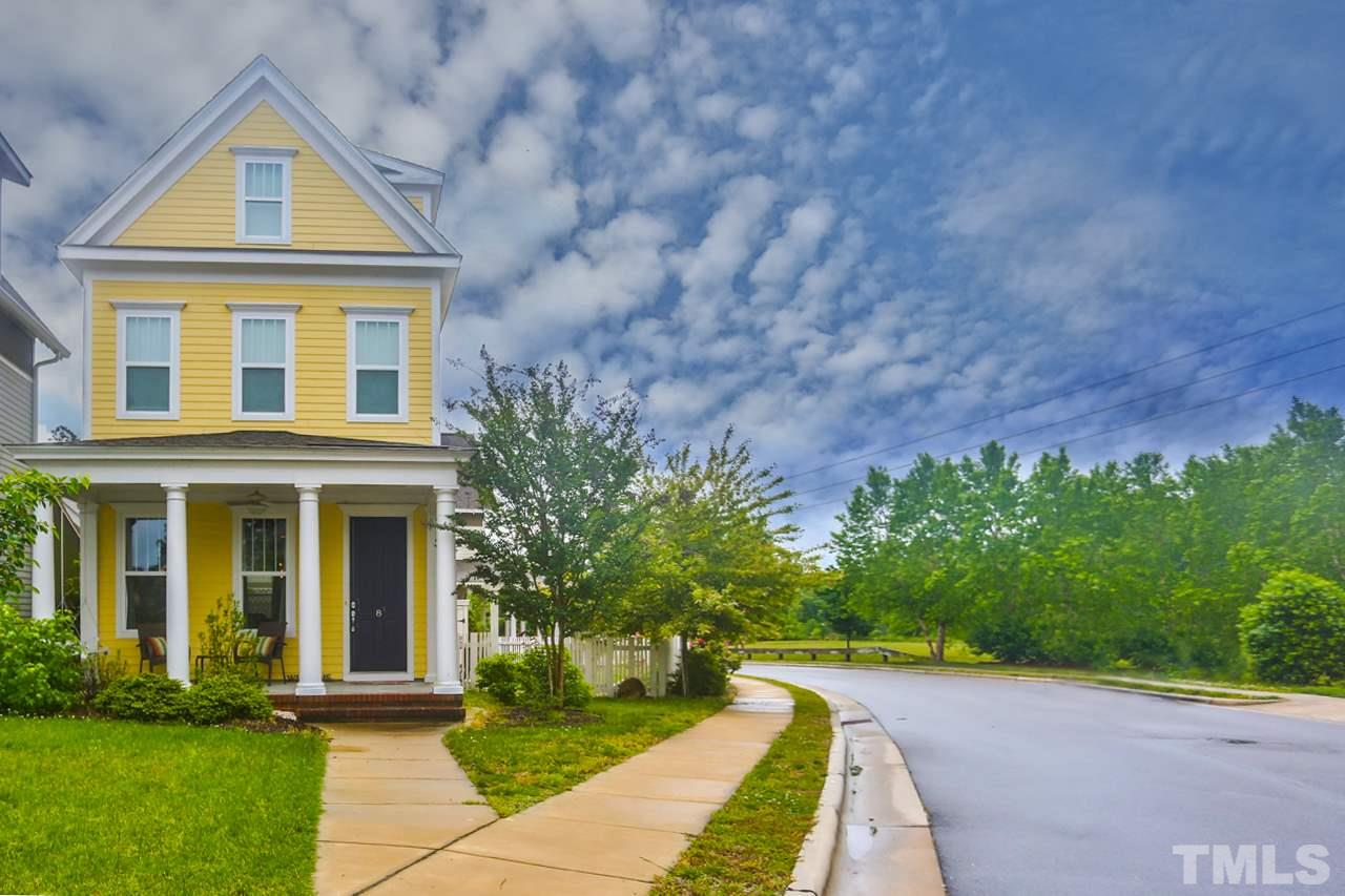 8 Harlow Bend, Chapel Hill, NC