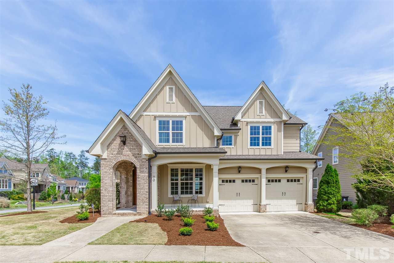 70 Dark Forest Drive, Chapel Hill, NC