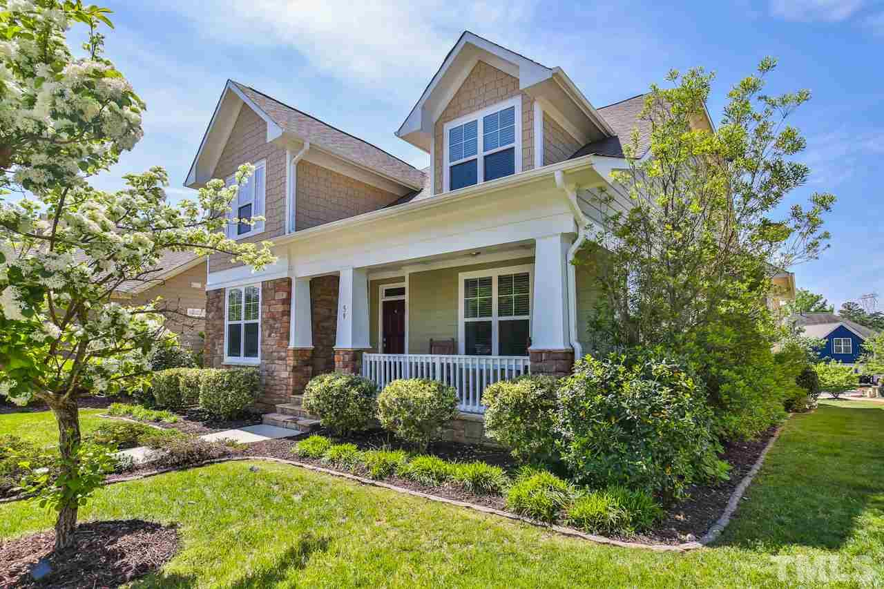 59 Tobacco Farm Way, Chapel Hill, NC